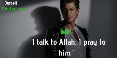 Shahrukh Khan Quotes in Hindi