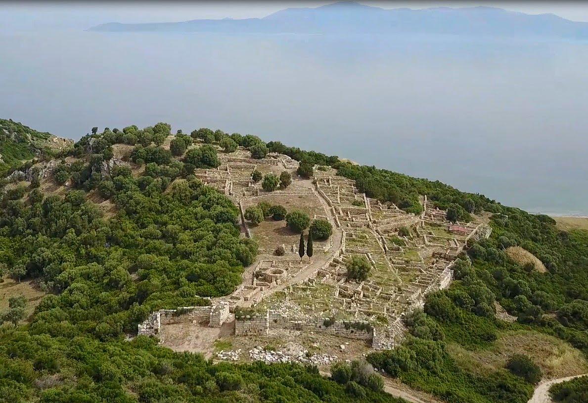 Aρχαίος Ραμνούντας : Εκεί που γεννήθηκε η Ωραία Ελένη