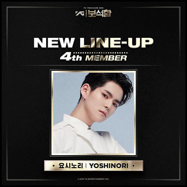 "YG Ungkap Member Ke-4 Boygrup Ke-2 dari ""YG Treasure Box"""