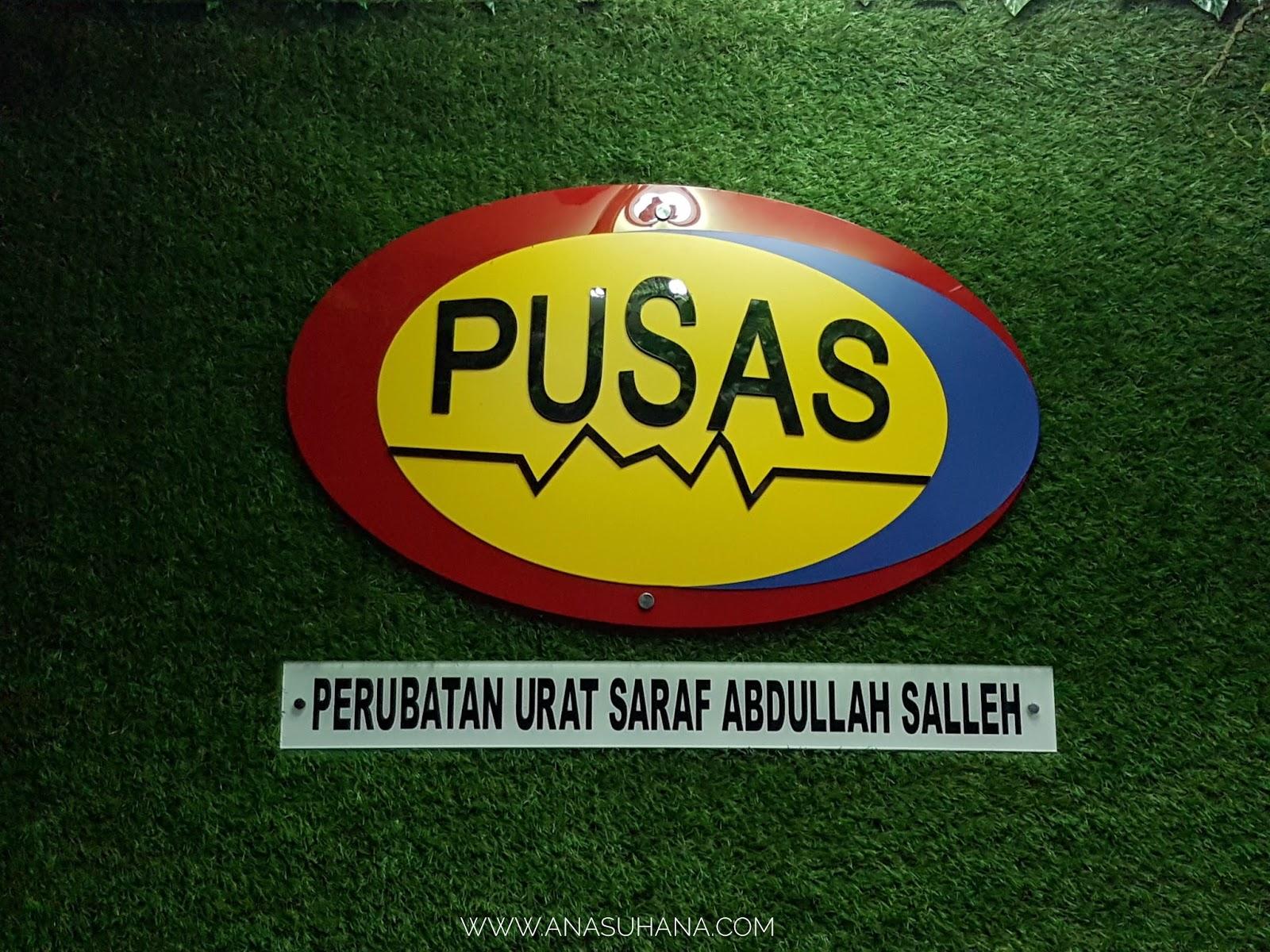 Perubatan Urat Saraf Abdullah Salleh (PUSAS)