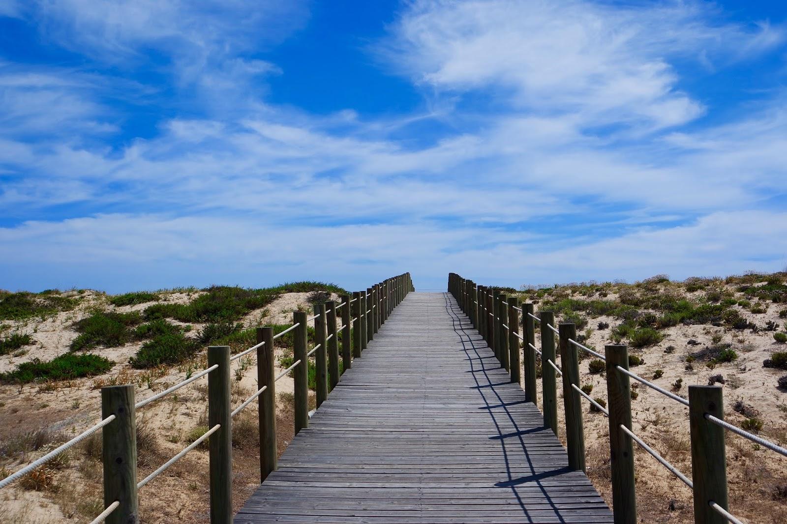 Vale do Lobo Qunita do Lago beach Algarve Portugal