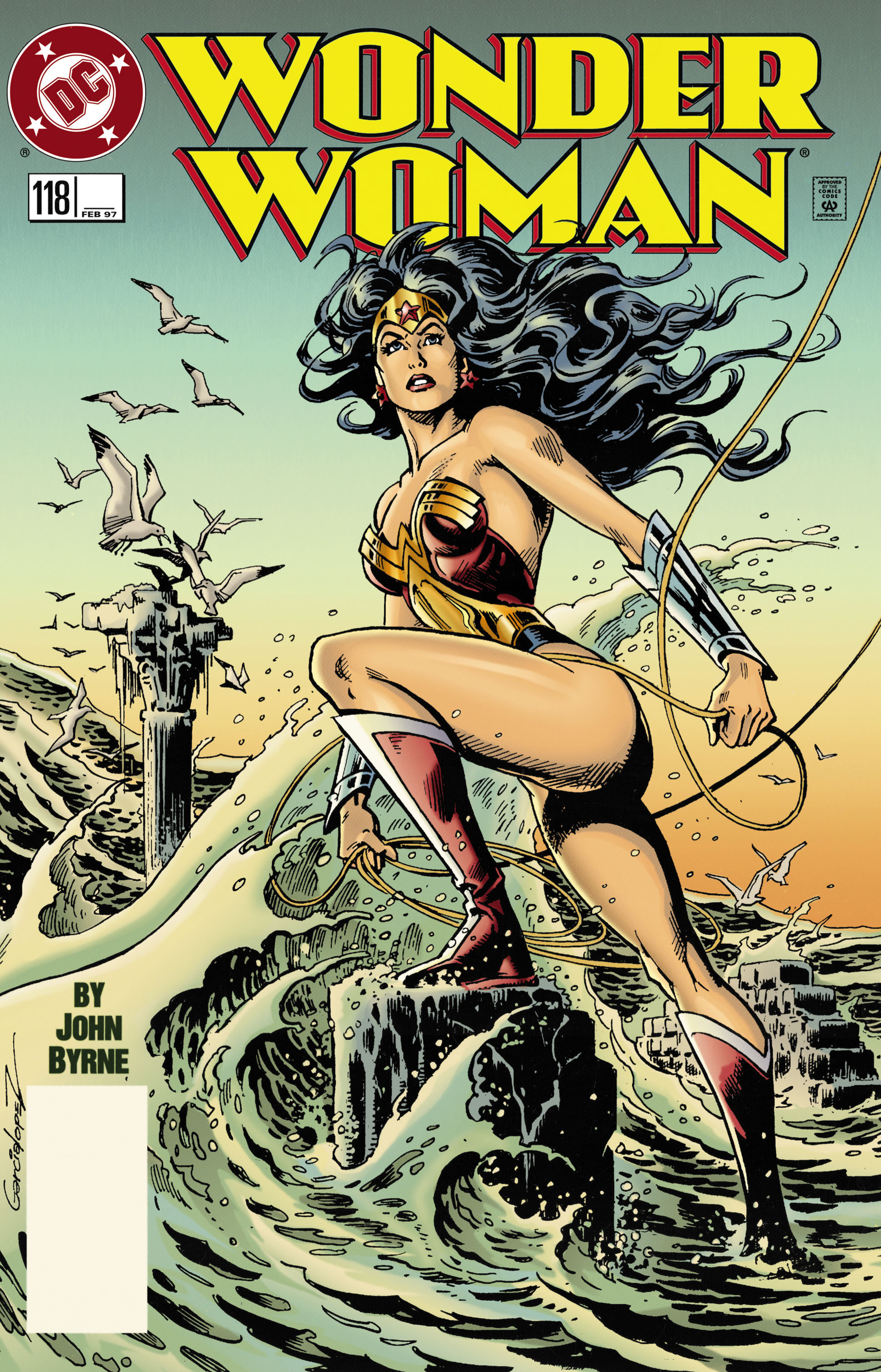 Read online Wonder Woman (1987) comic -  Issue #118 - 1