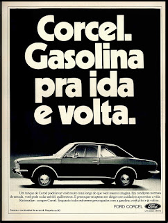 propaganda Ford Corcel - 1977; Ford cars; brazilian cars; reclame de carros anos 70. brazilian advertising cars in the 70. os anos 70. história da década de 70; Brazil in the 70s; propaganda carros anos 70; Oswaldo Hernandez;