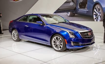 2015 Cadillac ATS coupe release date and Pictures