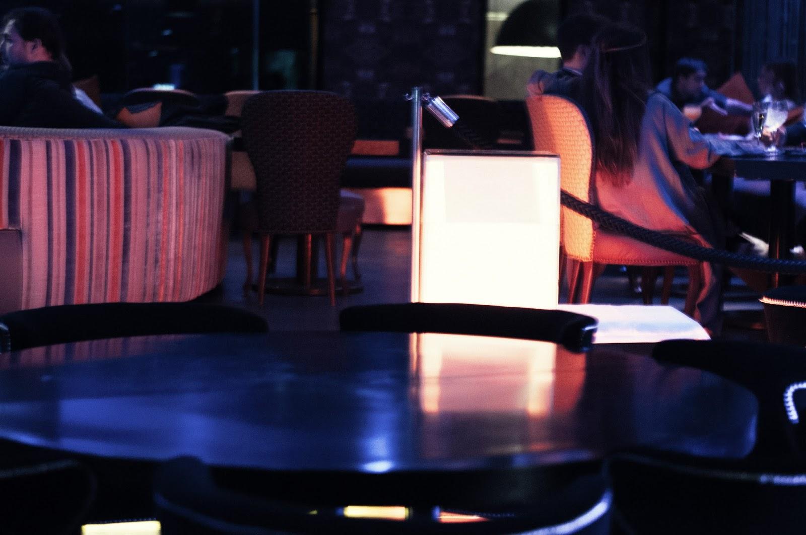 Restaurante Nuba Barcelona