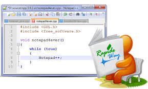 المفكرة ,نوت باد بلس بلس ,Notebad++