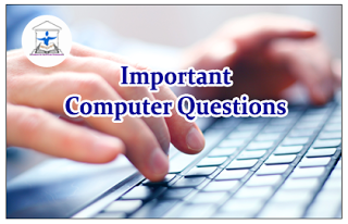 Important Computer Questions for LIC AAO and Upcoming Exams Set-19
