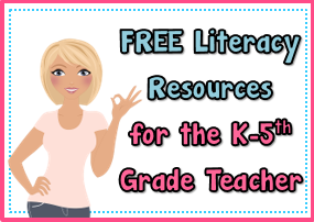Free Literacy Resources