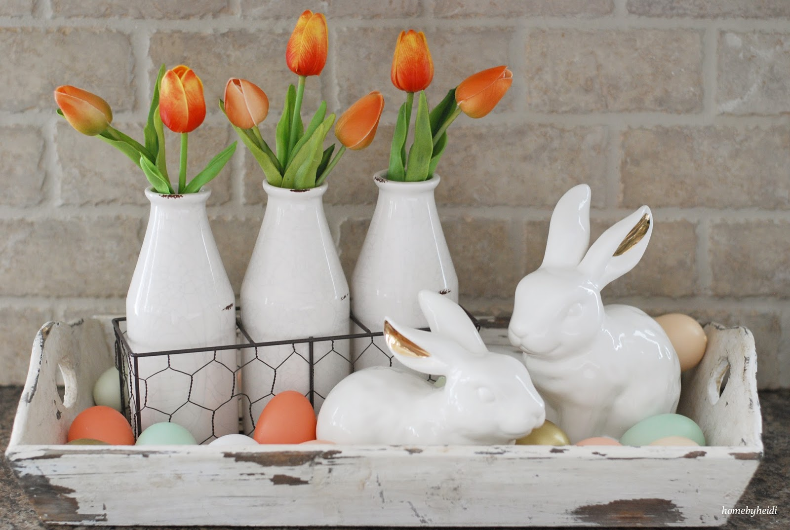 Home By Heidi: Easter Decor