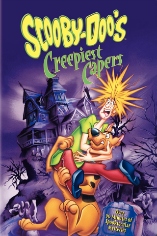 Scooby Doo's Creepiest Capers [2016] [DVDR] [NTSC] [Latino]