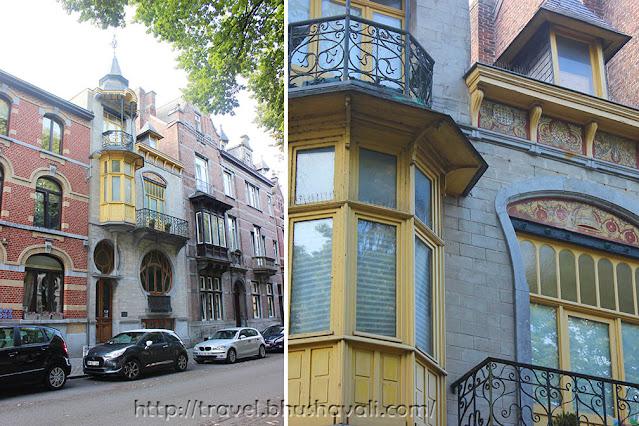 Tournai Things to do Victor Horta House