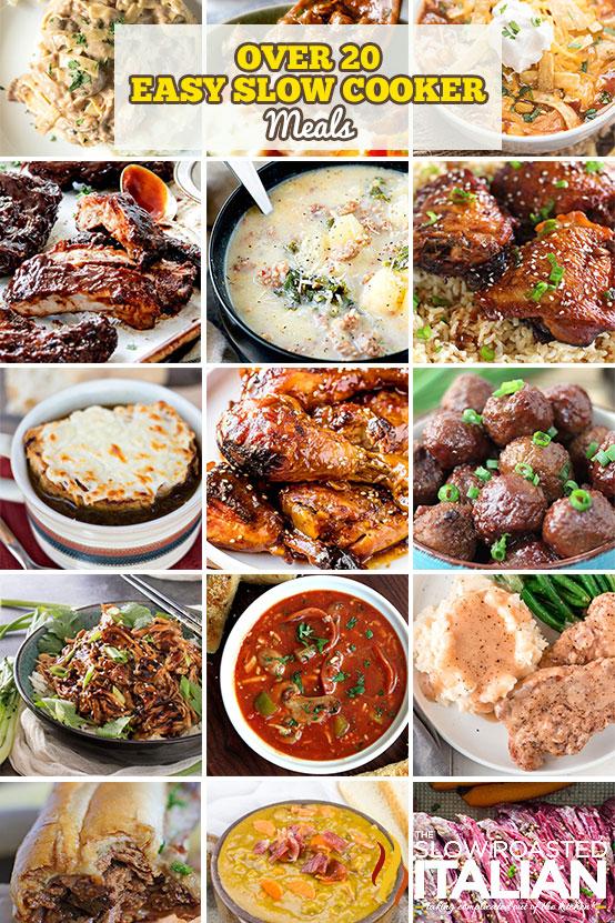 http://www.theslowroasteditalian.com/2017/11/easy-slow-cooker-meals.html