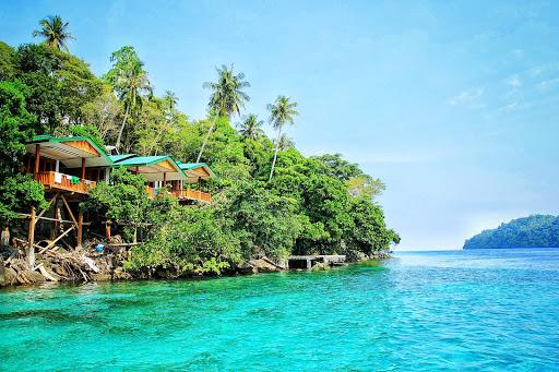 Pesona Pulau Weh Sabang Aceh - Foto www.destimap.com