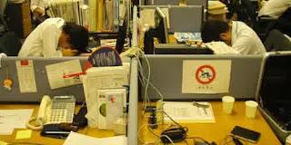 """Jepang Terbitkan Undang-undang untuk """"Paksa"""" Karyawan Berlibur"""