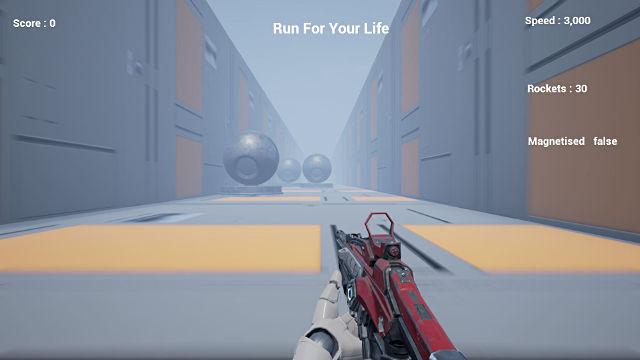 Run For Your Life - Image du Jeu