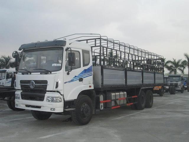 Thông số xe tải thùng 8 tấn