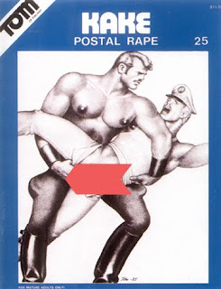 Tom of Finland Kake 25: Postal Rape