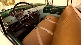 1956 Chevrolet Series 3100 Pickup Interior