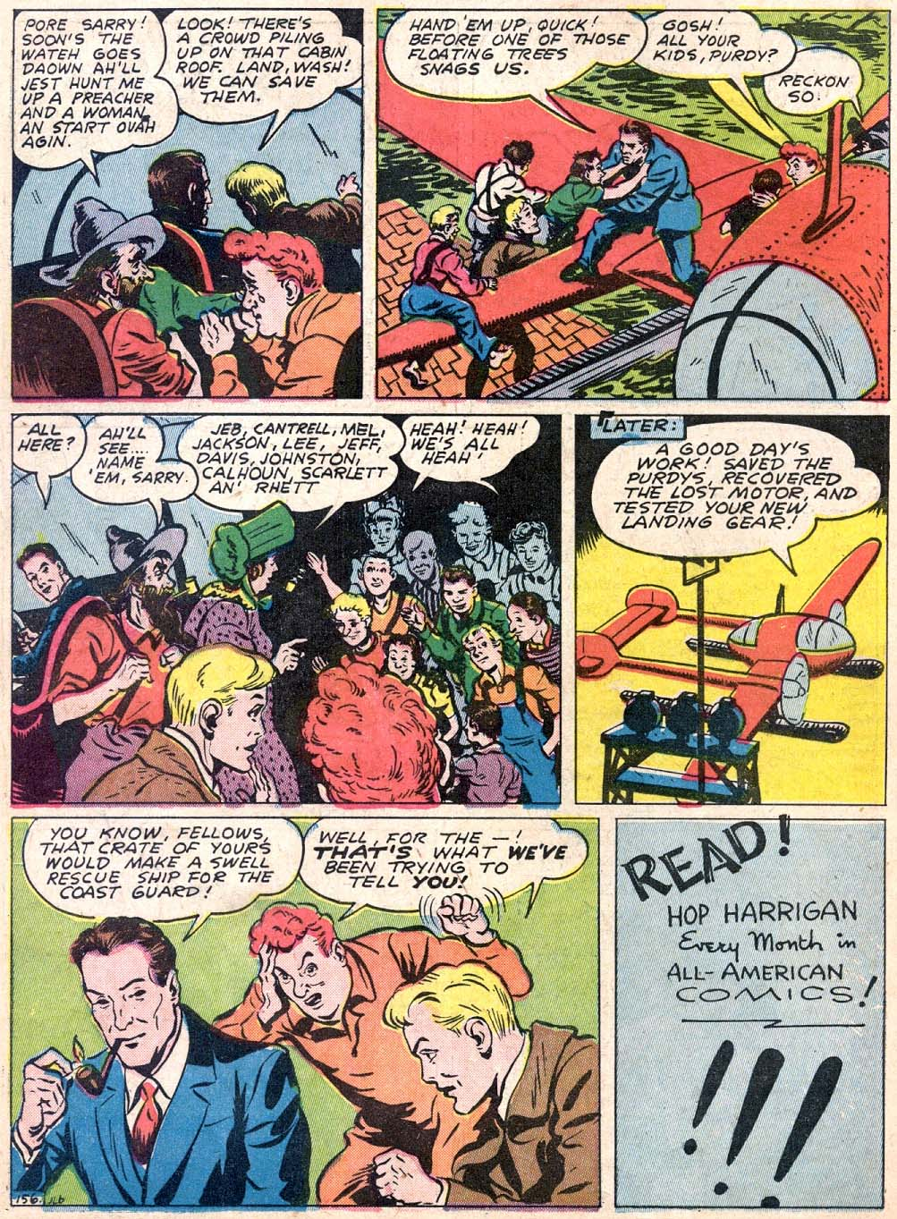 Read online All-American Comics (1939) comic -  Issue #30 - 34