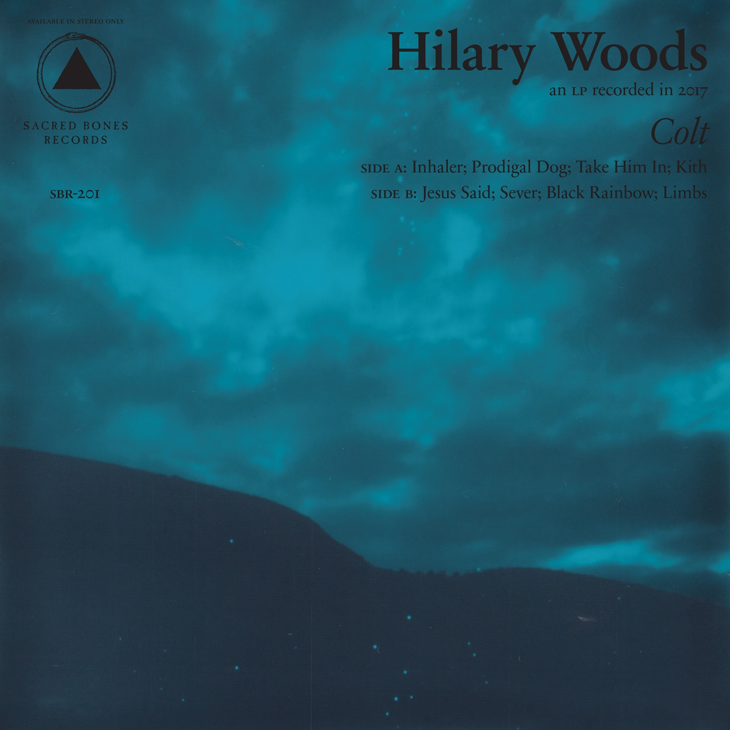 hilary woods would not be out of place on the twin peaks soundtrack less fey sounding than the cocteau twins yet it occupies a similar sonic space as an