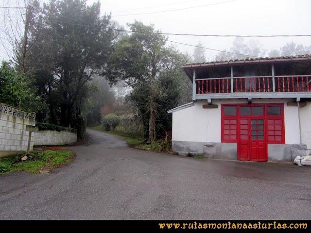 Ruta al techo de Castrillón, Prado Marqués: Pulide