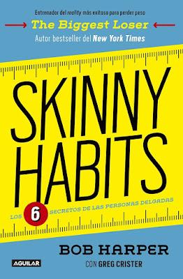 Libro Skinny Habits