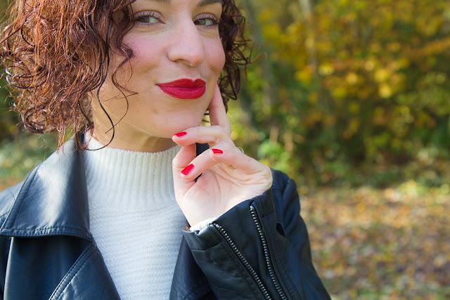 perfecto - look - vernis - rouge