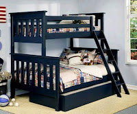 cama cucheta grande para niños