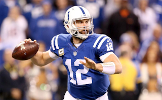 Andrew Luck Signs Richest Contract In NFL History Worth $140 Million