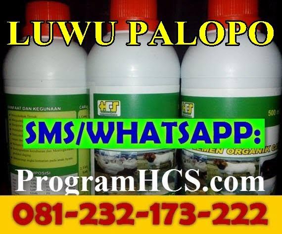 Jual SOC HCS Luwu Palopo