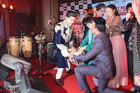 Star cast having fun at Sangeet Ceremony For movie Laali Ki Shaadi Mein Laaddoo Deewana (51).JPG