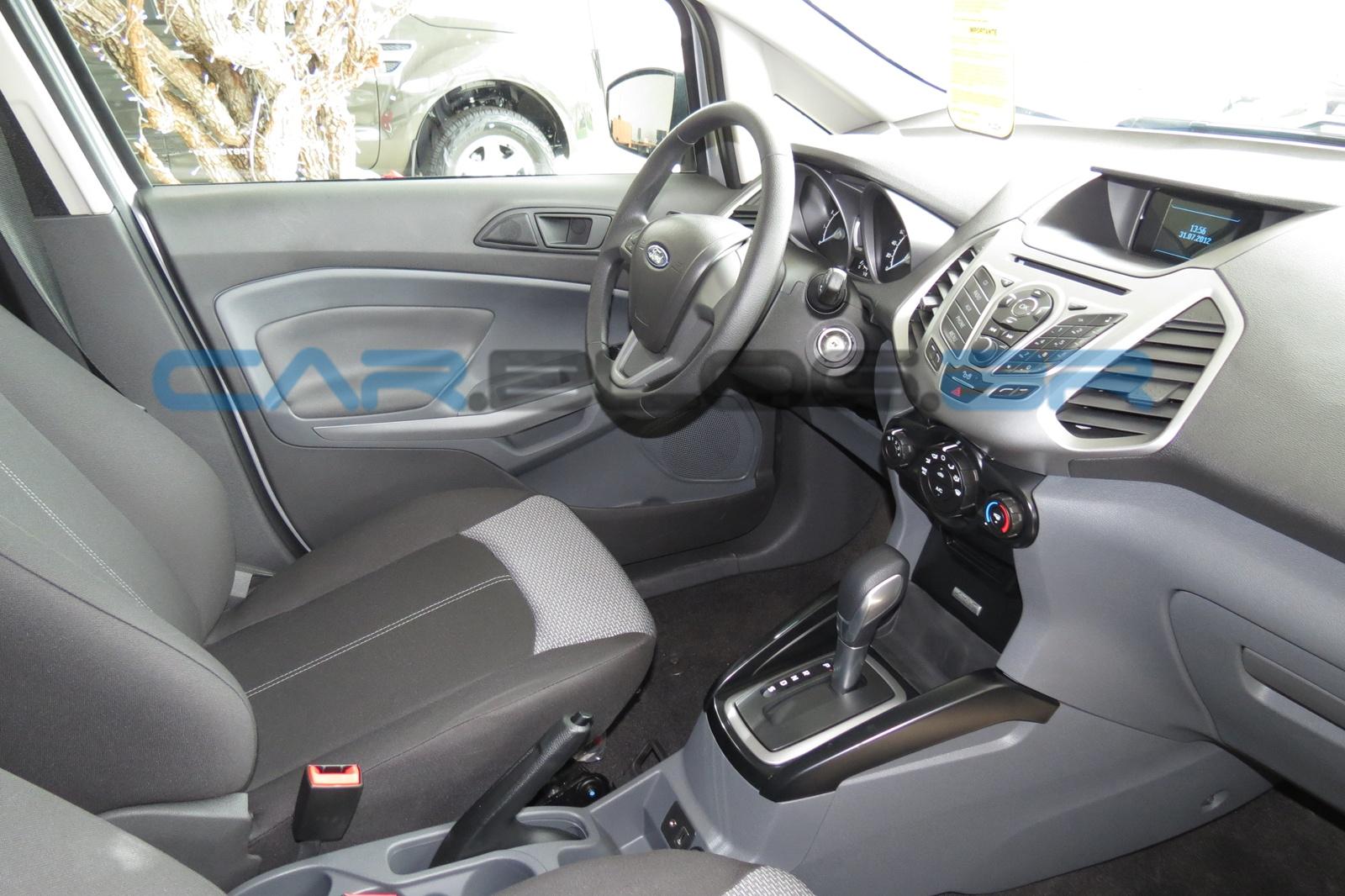 Ford Ecosport Autom 225 Tica Fotos Pre 231 Os E Especifica 231 245 Es
