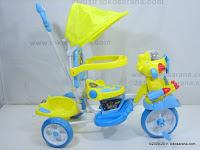 2 Sepeda Roda Tiga Wimcycle Marvin The Martians