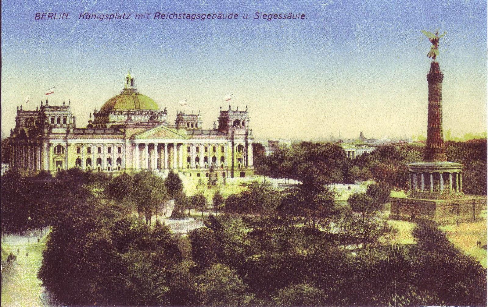 World Wondering: The Longlist: The Reichstag  World Wondering...