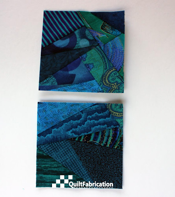 4 inch scrap squares