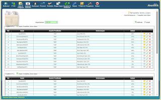 Merubah JIBAS akademik Untuk Support Multi Model Rapor