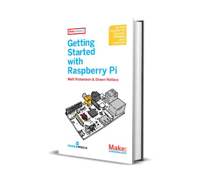 FREE E-BOOK Getting Started with Raspberry Pi