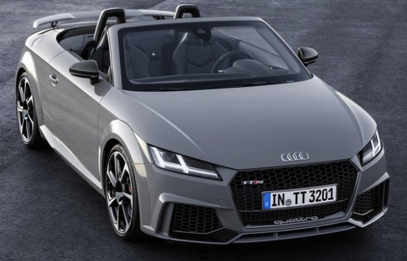 2018 Audi Tt-Rs Roadster Review Release Date Price And Specs