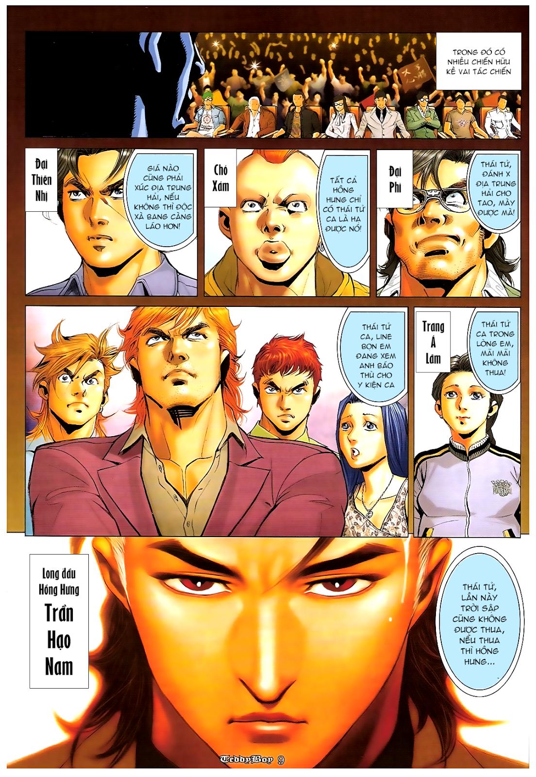 Người Trong Giang Hồ - Chapter 1200: Tối Cường Nhất Chiến - Pic 6