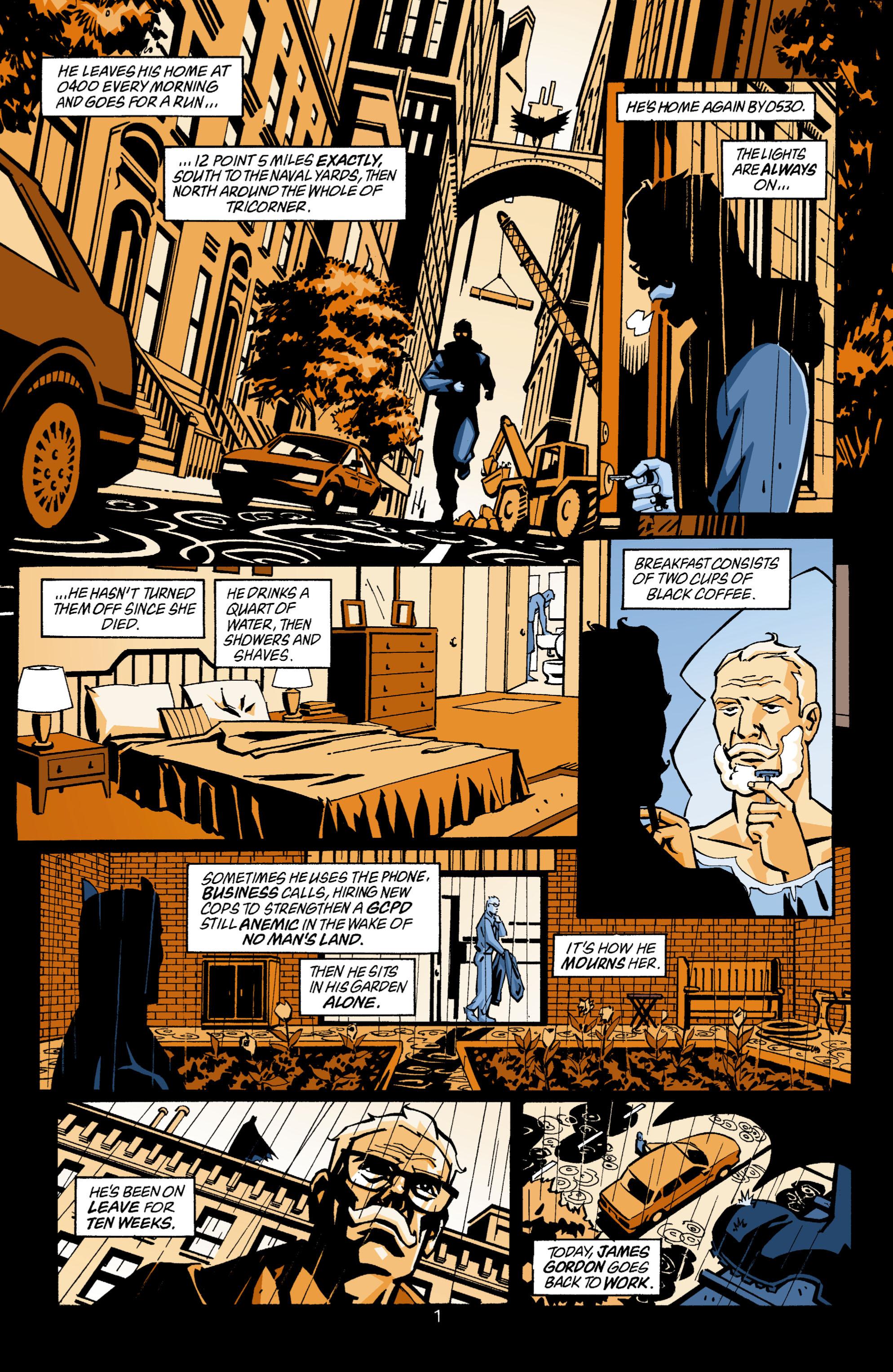 Detective Comics (1937) 742 Page 1