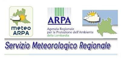 meteo ARPA Lombardia