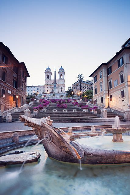 Italy Travel Guide: 10 Best Places to Visit in Rome - The Spanish Steps