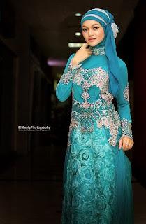 Model Baju Kebaya Modern Muslimah Anne Avantie