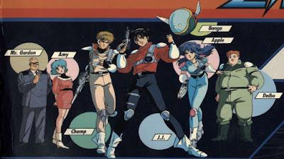 Zillion Anime Series Image 2