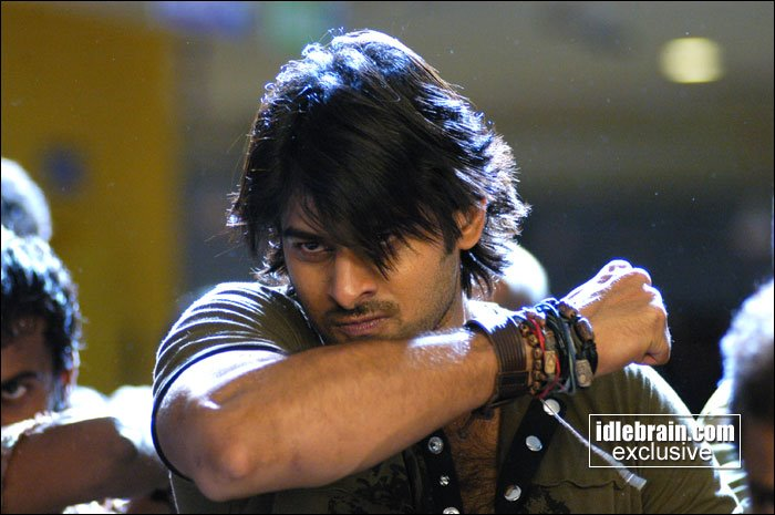 Young Rebel Star Prabhas Raju Wallpapers: Young Rebel Star Prabhas Die Hard Fans: Munna Stills And