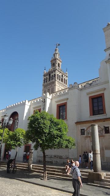 Torre de Giralda, Sevilla, Andalucía, España, Elisa N, Blog de Viajes, Lifestyle, Travel