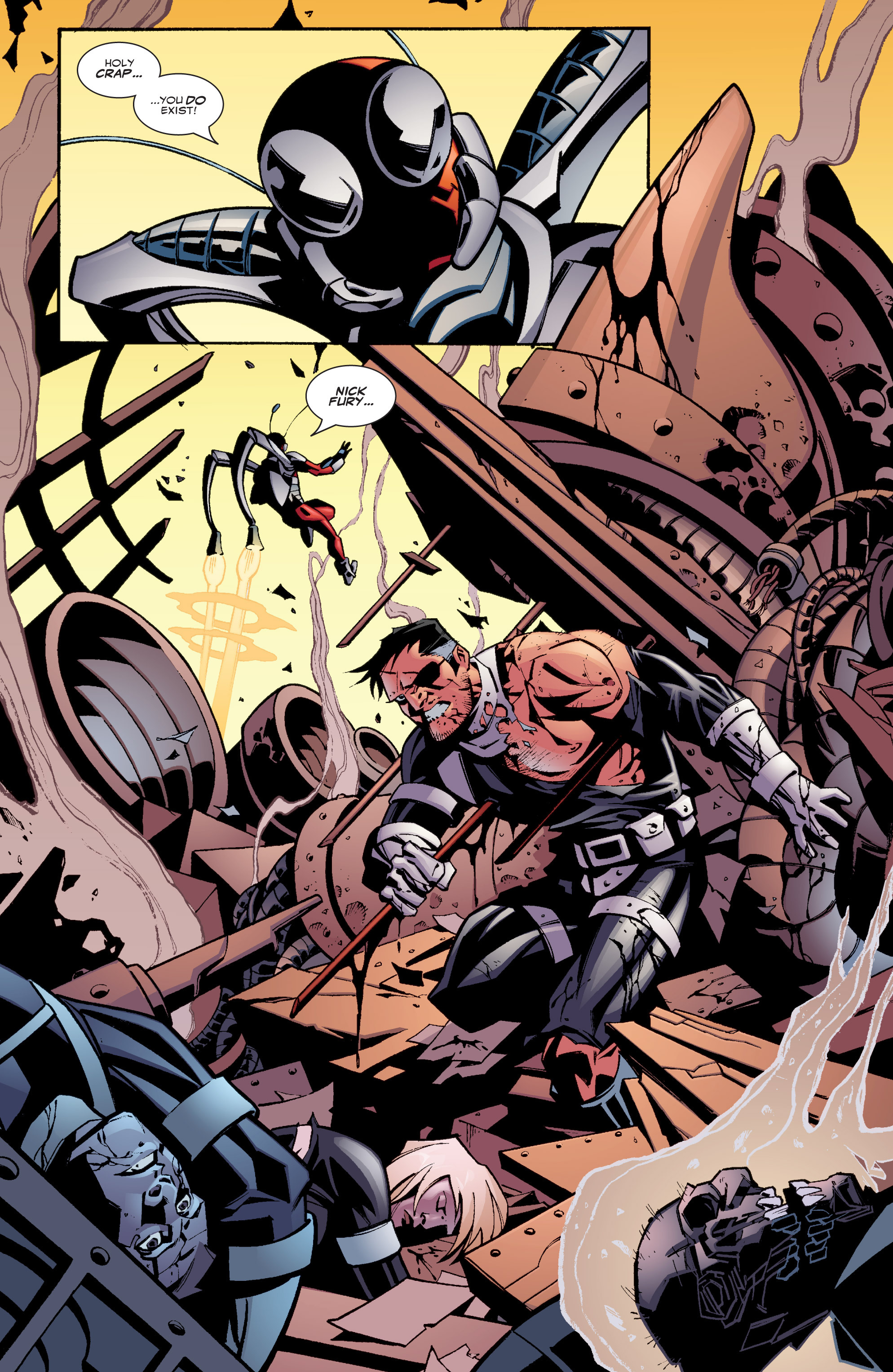 The Irredeemable Ant-Man Issue #2 #2 - English 19