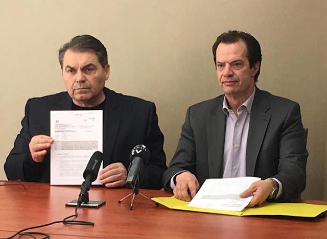 Χρηματοδότηση με 3.500.000€ του Δήμου Άργους Μυκηνών από το Υπουργείο Υποδομών και Μεταφορών (βίντεο)