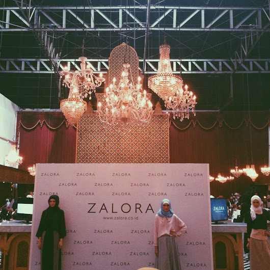Zalora Spring Summer Collection Fashion Show 2014