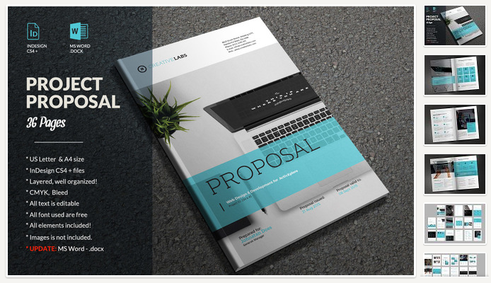 100 Free Premium Brochure Templates Photoshop PSD InDesign AI – Free Brochure Templates for Word to Download